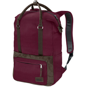 Jack Wolfskin Tuscon Backpack Women red/purple